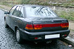 Daewoo Espero - Wikipedia