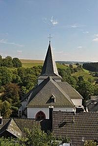Dahlem, Kronenburg, St. Johann Baptist, 2011-09 CN-01.JPG