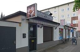 Daimlerstraße in Düsseldorf
