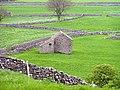 Dales Barn from Dalesway - geograph.org.uk - 1317342.jpg