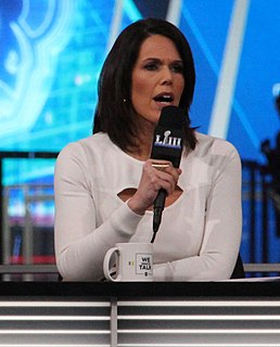 Dana Jacobson American sports announcer
