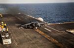 Danger zone! Harriers take off for strike training 150414-M-JT438-014.jpg