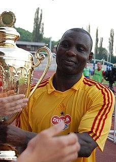 Dani Chigou Cameroonian footballer