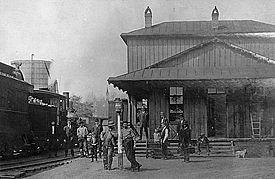 Danville and Western Leaksville