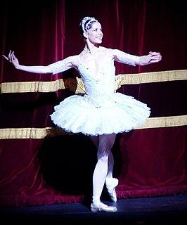 Darcey Bussell British ballerina