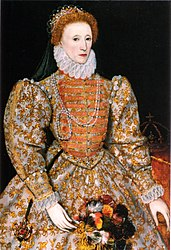 Anonim: Queen Elizabeth I