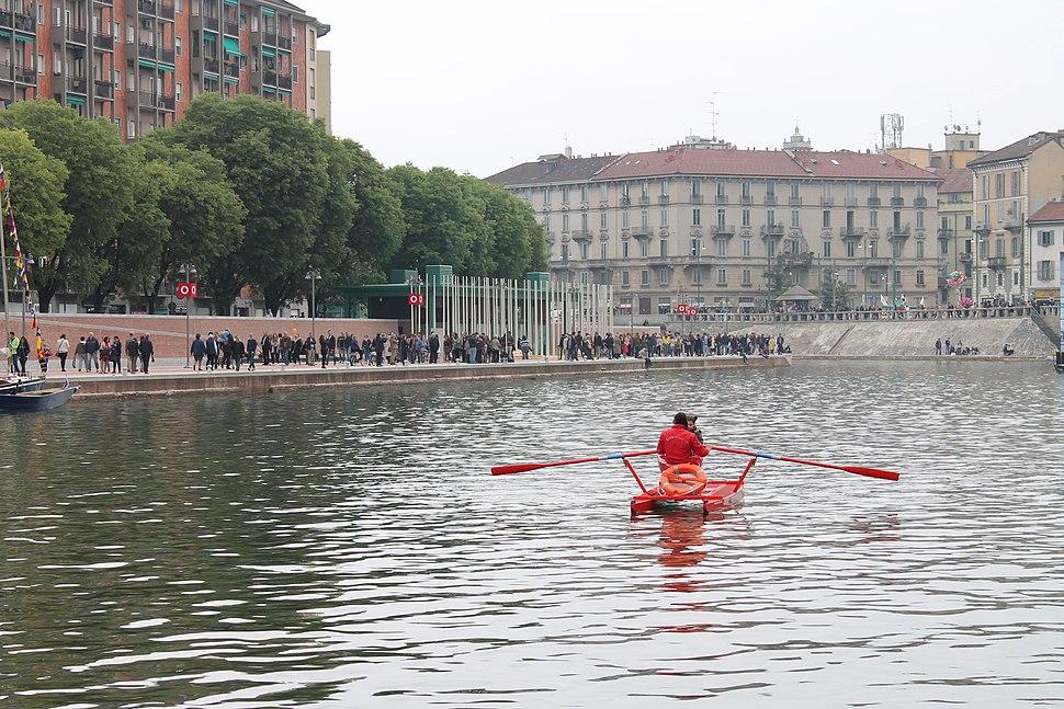Darsena di Milano - 2015