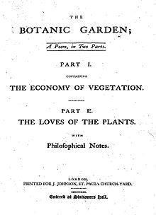 The Botanic Garden - Wikipedia