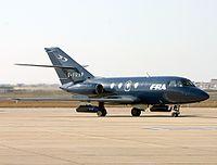 G-FRAP - FA20 - Cobham Aviation Services
