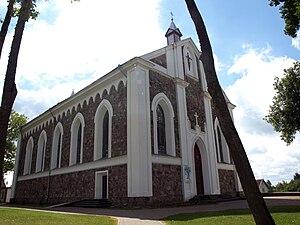 Daugai - Church of God's Providence