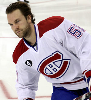 David Desharnais - Desharnais with the Montreal Canadiens in January 2015