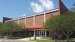Nicholls State Colonels - Stopher Gymnasium