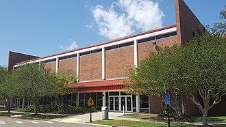 Nicholls Colonels men's basketball - Stopher Gymnasium