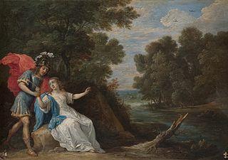 Reconciliación de Reinaldo y Armida