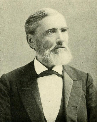 1898 and 1899 United States Senate elections - Image: David Turpie