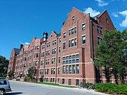 Davison House, Vassar College, August 2014