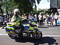 Day 66 2012 Olympic Torch Relay Penge (7628787918).jpg