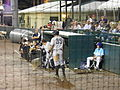 Daytona Cubs vs Tampa Yankees P4190137.JPG