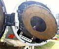 DeHavilland DH.110 Sea Vixen, Radar (4743128776).jpg