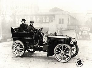 De Dietrich - Bugatti's first car