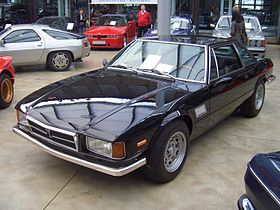 Image illustrative de l'article De Tomaso Longchamp