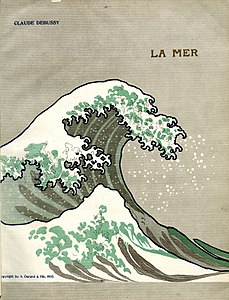 Debussy - La Mer - The great wave of Kanaga from Hokusai.jpg