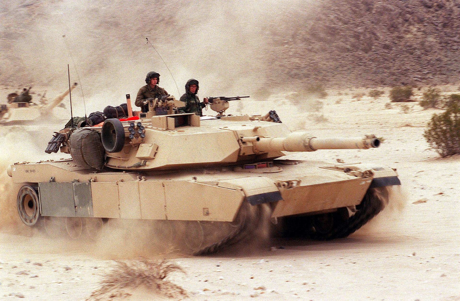 M1 Abrams - Wikipedia