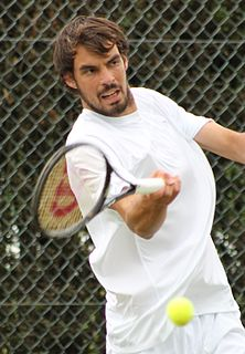 Mate Delić Croatian tennis player