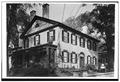 Deming Isham House, 308 Pearl Street, Burlington, Chittenden County, VT HABS VT,4-BURL,2-1.tif