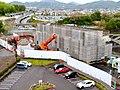 Demolition of Tokadaihigashi Station (2020-4-17) - 1.jpg