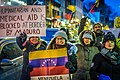 Demonstrations and protests in Venezuela in 2019 in Quebec city, Canada 09.jpg