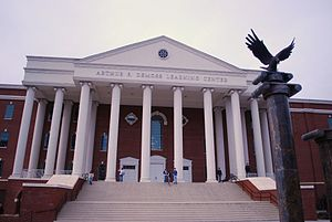 Liberty University - DeMoss Learning Center at Liberty University