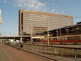 Station Den Haag in 2009