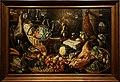 Den Haag - Mauritshuis - Joachim Beuckelaer (c. 1533 - 1575) - Kitchen Scene with Christ at Emmaus 1560s.jpg