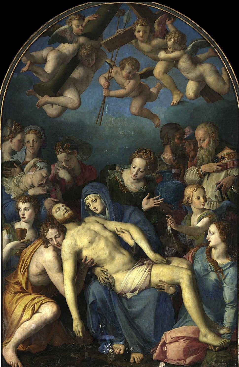 Deposition of Christ C2RMF