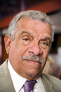 Derek Walcott Saint Lucian–Trinidadian poet and playwright