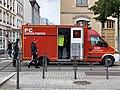 Des pompiers, avenue Berthelot (Lyon), en marge d'une manifestation de gilets jaunes (7).jpg
