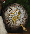 Detail - Terrestrial Globe - from The Ambassadors - Holbein.jpg