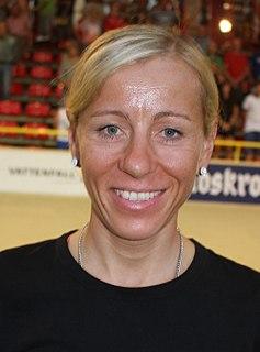 Trixi Worrack German road racing cyclist