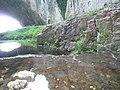 Devetashkata cave -the river - Деветашката пещера - реката - panoramio (1).jpg