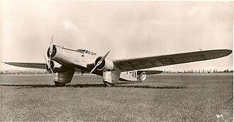 """Dewoitine D.332 - Dewoitine D.333 F-ANQB """"Cassiopée"""" 1939"""