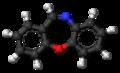 Dibenzoxazepine 3D ball.png