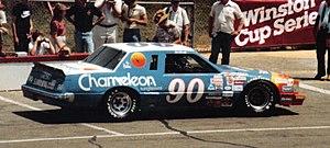 Dick Brooks - 1983 racecar