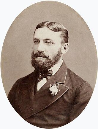 Dick Barlow - Barlow in 1882