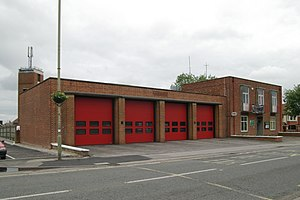 Oxfordshire Fire and Rescue Service - Didcot Fire Station