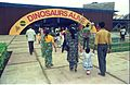Dinosaurs Alive Exhibition - Science City - Calcutta 1995-June-July 505.JPG