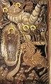 Dionysiou monastery - Apocalypse 12 Woman and dragon.jpg