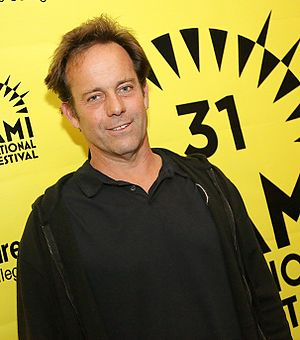 John Stockwell (actor) - Stockwell at the 2014 Miami International Film Festival presentation of Kid Cannibis