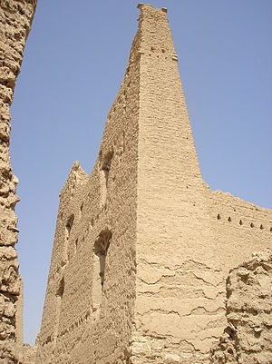 Diriyah - A historic fort in Diriyah