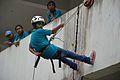Disaster Management - Survival Programme - Summer Camp - Nisana Foundation - Sibpur BE College Model High School - Howrah 2013-06-09 9953.JPG